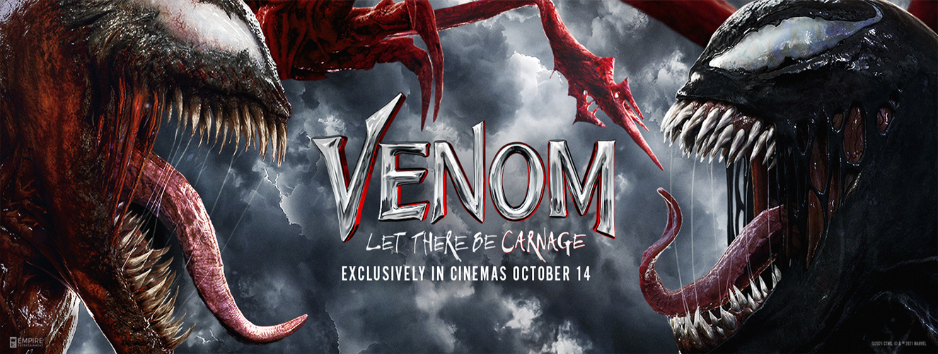 Venom: Let There Be Carnage (2D) (PG13) (ENG)