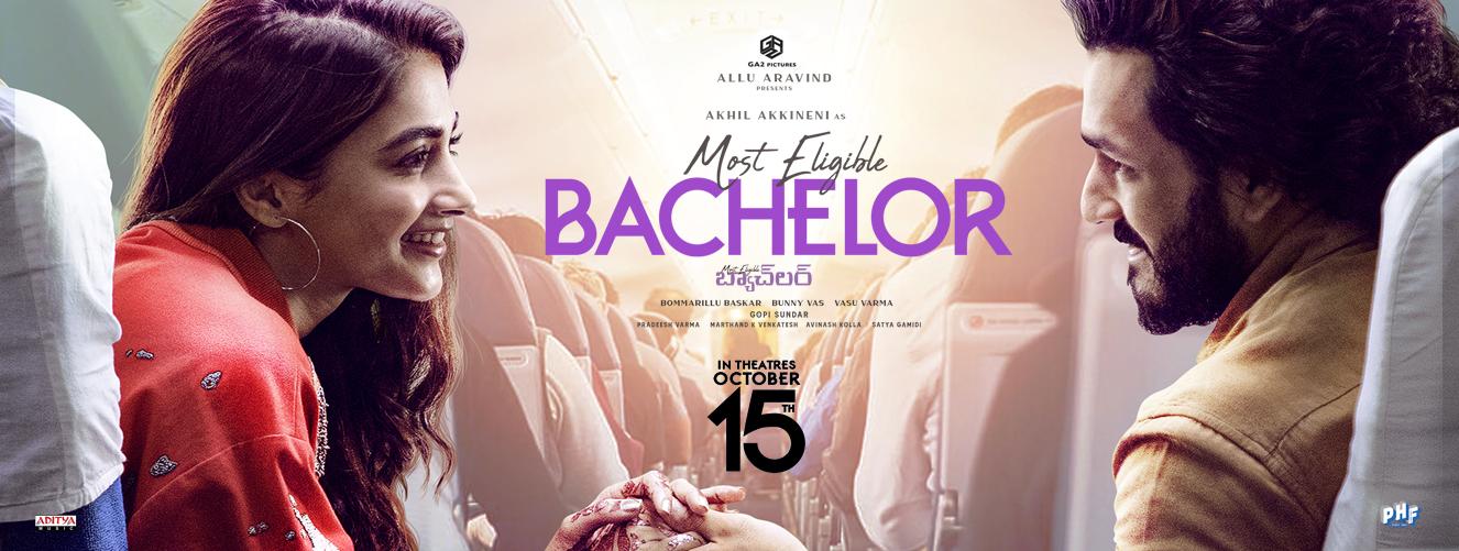 Most Eligible Bachelor (2D) (PG15) (TEL)
